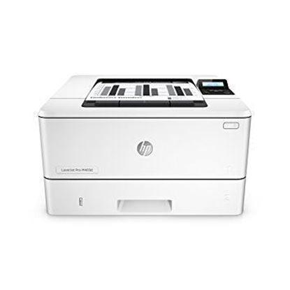 Picture of HP LaserJet Pro M402d Monochrome Printer - White