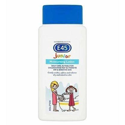 Picture of Boots E45 Junior Dermatological Moisturising Lotion 200ml