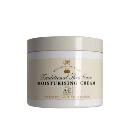 Picture of Boots Traditional Moisturising Cream With Vitamins A & E - 200ml