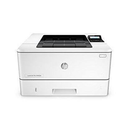Picture of HP LaserJet Pro M402n Monochrome Printer - White