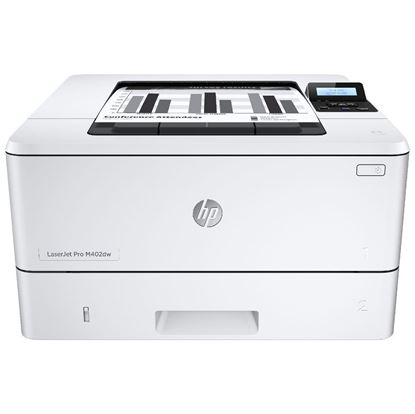 Picture of HP LaserJet Pro M402dw Laser Printer - White