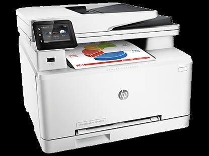Picture of HP LaserJet Pro M277n Multi Function Color Laser Printer