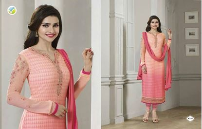 Picture of Vipul Original Indian Dress Pink