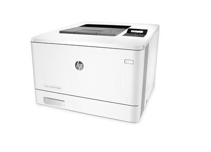 Picture of HP LaserJet Pro M452dn Color Laser Printer - White