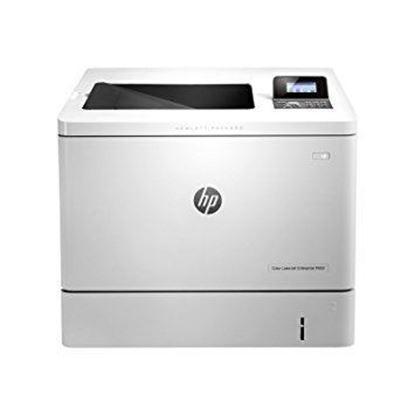 Picture of HP LaserJet Enterprise M553n Color Laser Printer - White