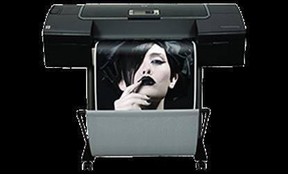 Picture of HP DesignJet Z3200 Photo Printer - Black