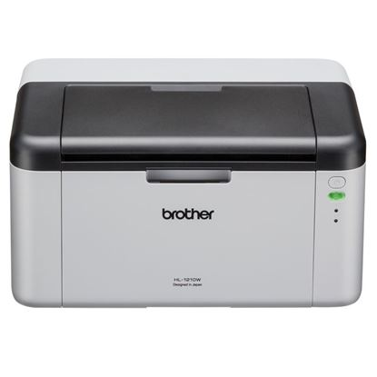 Picture of Brother HL-1210W Monochrome Laser Printer