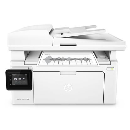 Picture of HP LaserJet Pro MFP M130fw Printer - White
