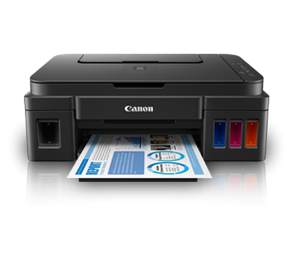 Picture of Canon InkJet All In One Printer (G2000)