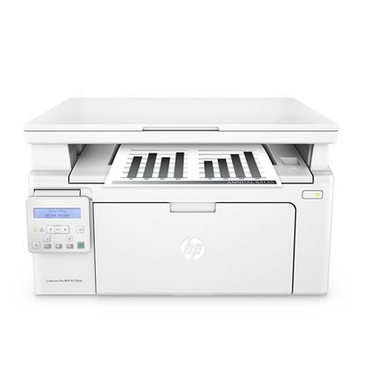 Picture of HP LaserJet Pro M130nw All in One Printer - White