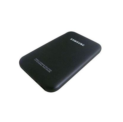 "Picture of Samsung 2.5"" Sata USB3 HDD Enclosure-Black"