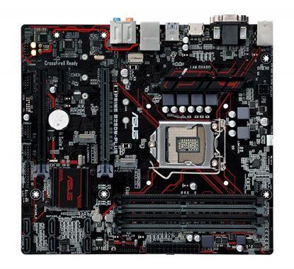 Picture of Asus Prime B250M Plus Intel 6th/7th Gen LGA 1151 DDR4 Motherboard