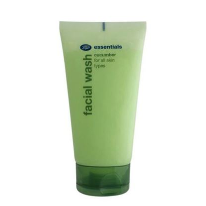 Picture of Boots Essentials Cucumber Facial Wash 150mll