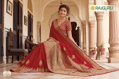 Picture of PURE SILK PARTY WEAR SAREES