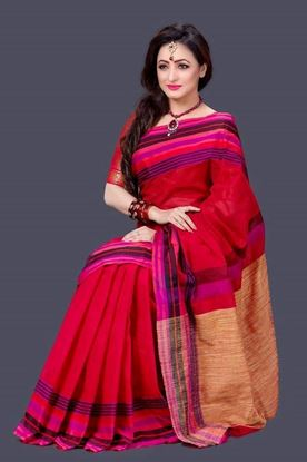 Picture of SOFT COTTON SAREE