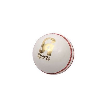 Picture of Cricket Ball - White