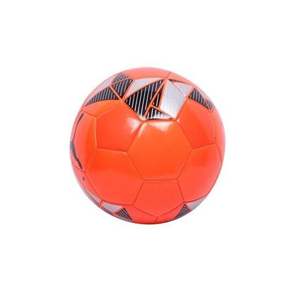 Picture of Leather Football - Orange