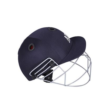 Picture of Cricket Helmet - Black