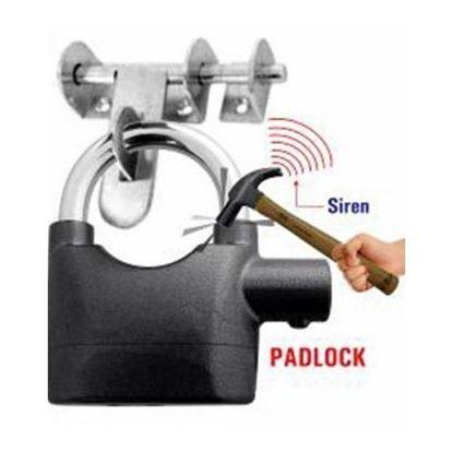 Picture of Bike and Door Security Alarm Lock - Black