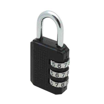 Picture of Combination Lock - Black