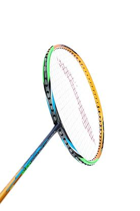 Picture of Li-ning Ultra Strong US 978 Badminton Racquet (String Tension 32-35 LBS) Weight-82g