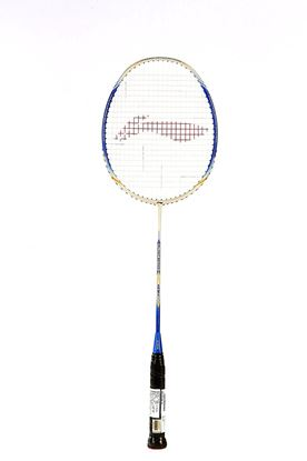 Picture of Li-Ning AYPJ182 Super Series SS 98 III Badminton Racquets,White/Blue