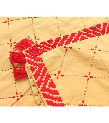 Picture of  Cotton Hand Crafted Nakshi Kantha