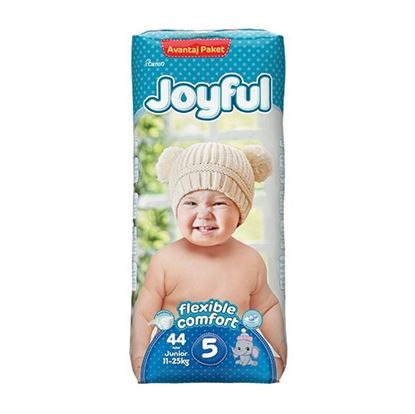 Picture of Joyful Avantaj Baby Diaper Junior - Flexible Comfort (11-25Kg) - 44Pcs