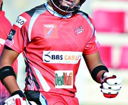 Picture of BPL Chittagong Vikings Replica jersey 2017/18