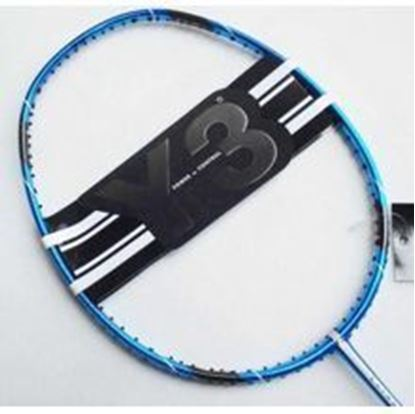 Picture of Y3 Blade 007 Badminton Racket – Blue