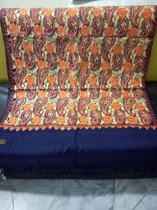 Picture of Original Kashmiri Shawls For Women-Multicolor