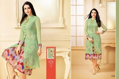 Picture of Zisa Original Indian Kurti-Tiya