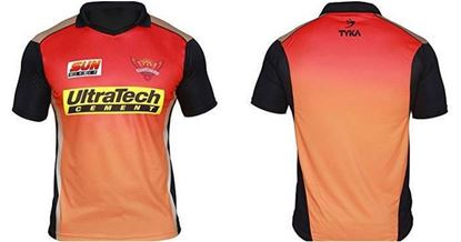 Picture of Sunrisers Hyderabad jersey 2017