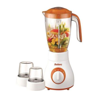 Picture of Sebec SB-1 Blender 1.5L - White & Orange