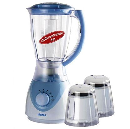 Picture of Sebec SB-4P Blender - White & Blue