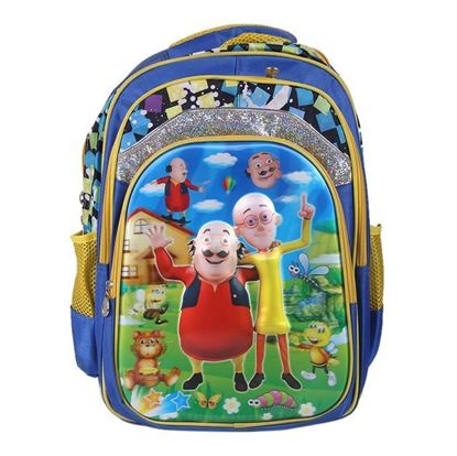 Picture of School Bag For Boys - Blue