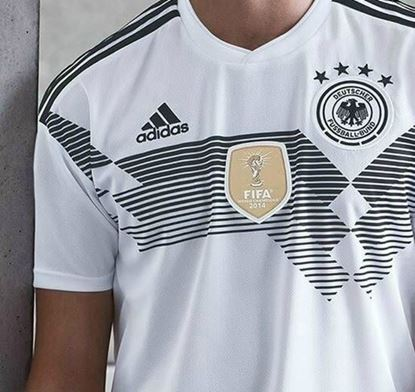 Picture of Germany Home World Cup Exclusive Jersey 2018