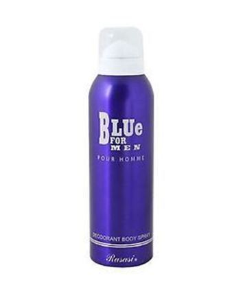 Picture of Rasasi Blue Body Spray For Men - 200ml