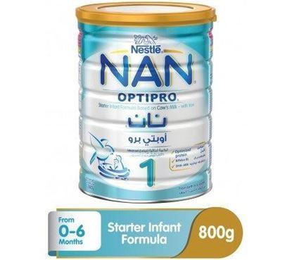 Picture of Nestle Nan Optipro 1 Infant Formula 800gm