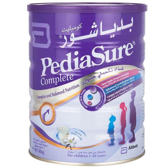Picture of Pediasure Complete Baby Milk Powder 900g