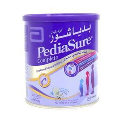 Picture of Pediasure Complete Baby Milk Powder 400g