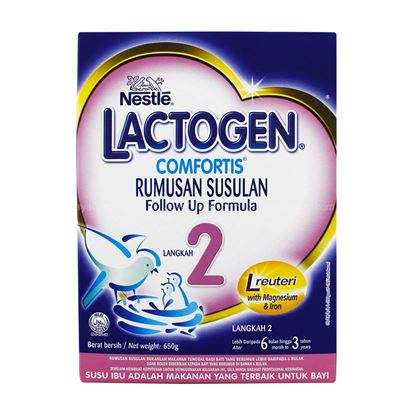 Picture of Nestlé Lactogen 2 Comfortis Follow-Up Formula 650g
