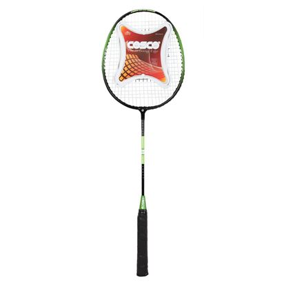 Picture of Cosco Cb-89 Badminton Racquet, Standard (Green/Black)