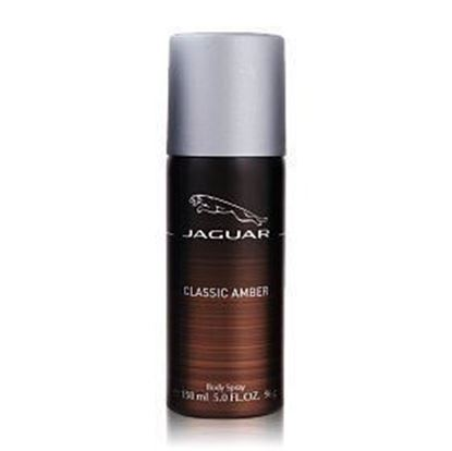 Picture of JAGUAR CLASSIC AMBER BODY SPRAY 150ml