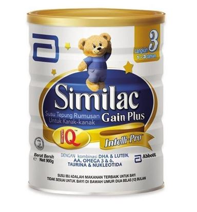 Picture of Similac 3 Milk Powder 900g