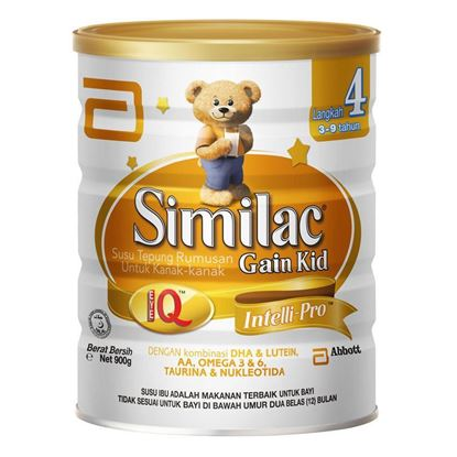 Picture of Similac 4  Milk Powder 900g