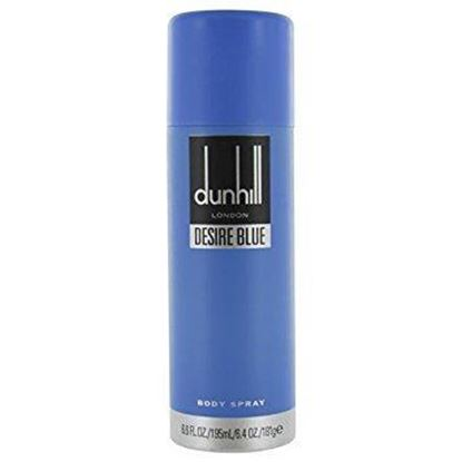 Picture of DUNHILL DESIRE BLUE FOR A MAN BODY SPRAY 195ML