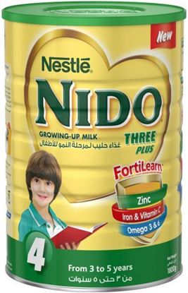 Picture of Nestle NIDO 3+ Milk Powder 1800 gm.