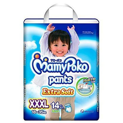 Picture of MamyPoko Pant Extra Absorb - XXXL (18-35kg) - 14 Pcs