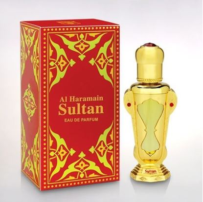 Picture of Al Haramain Sultan Perfume For Men-60Ml